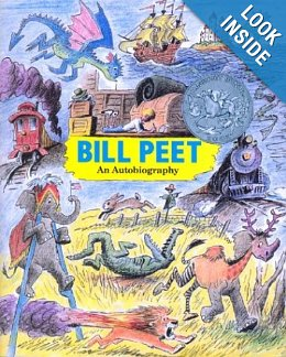Autobiography for children and adults of one of Disney's great illustrators, Bill Peet