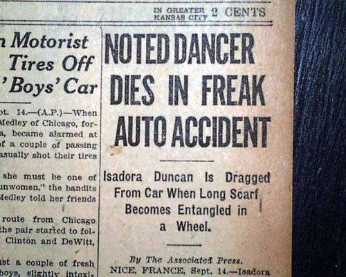 Duncan death