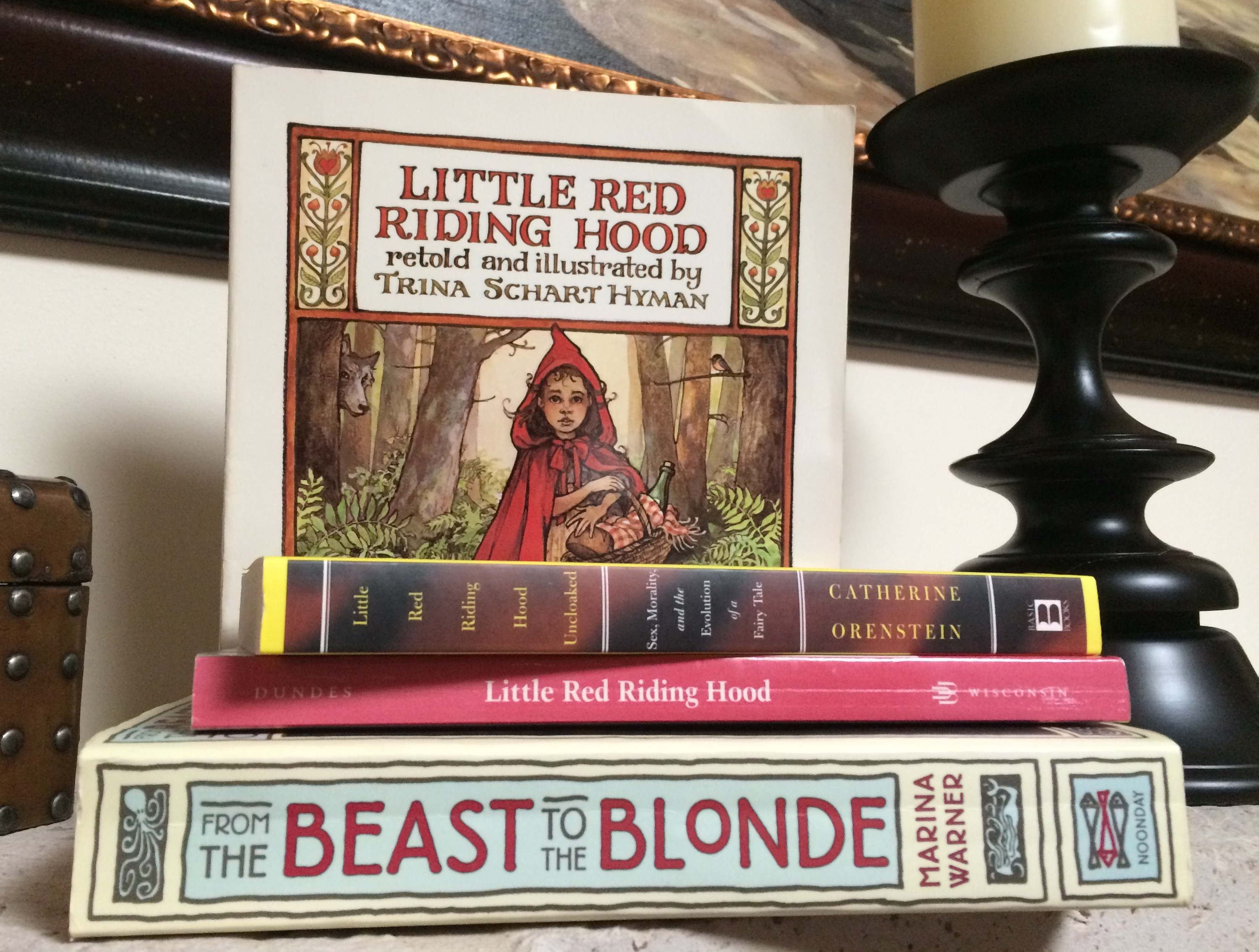 elements of little red riding hood stories writer site while i was searching for those in my closet i ran across a few of my red riding hood books